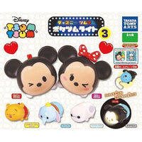Disney Tsum Tsum Light Up Takara Tomy Gashapon Key Chain