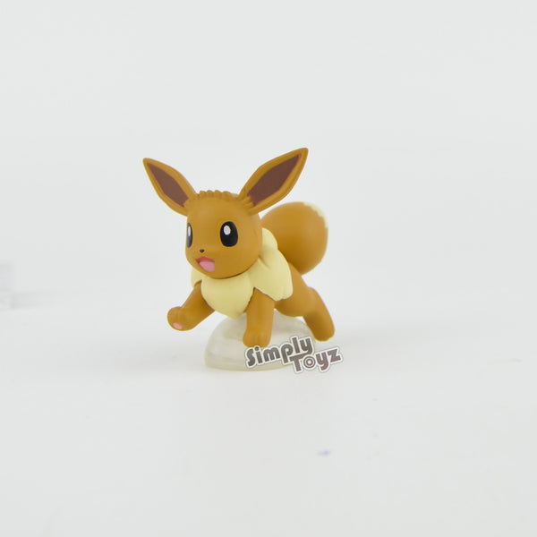 Pokemon Sun & Moon Ippai Kanto Collection Takara Tomy Mini-Figure