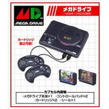 Sega History Collection Takara Tomy Collectible Miniature Set