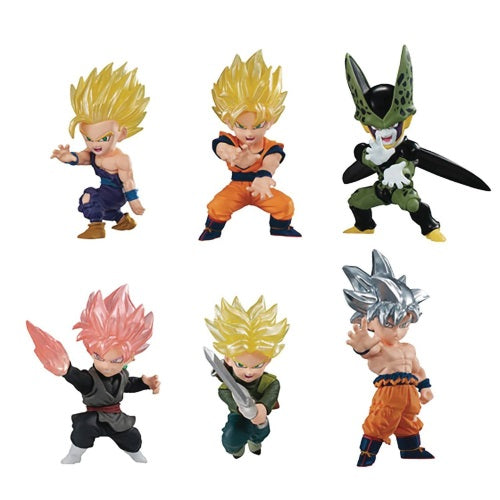 Dragon Ball Adverge Motion 2.5-Inch Bandai Mini-Figure