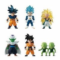 Dragon Ball Adverge 11 2.5-Inch Bandai Mini-Figure
