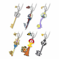 Disney Kingdom Hearts Keyblade Collection 3-Inch Key Chain