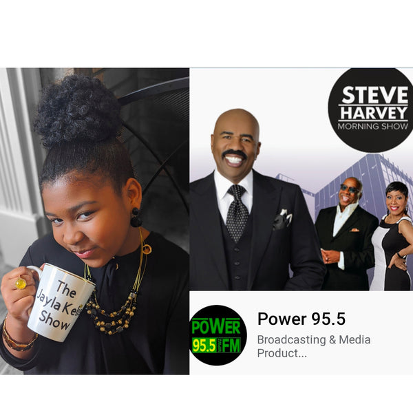 11:30AM EST. THURSDAY 9/17/2020 JAYLA KELIS WILL BE ON RADIO STATION POWER 95.5