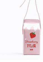 Load image into Gallery viewer, Yummy Strawberry Milk Purse🍓