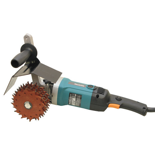 Makita 3000 rpm Electric Polisher to Power MULTI 8 Disc TER4001010