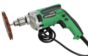 "Hitachi Keyed 3/8"" Corded Drills TER4201006"