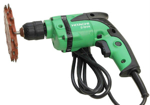 "Hitachi Keyless 3/8"" Corded Drills TER4201007"