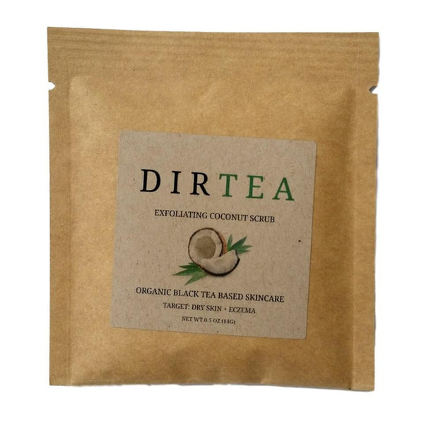 Coconut Black Tea - Get Dirtea - 1