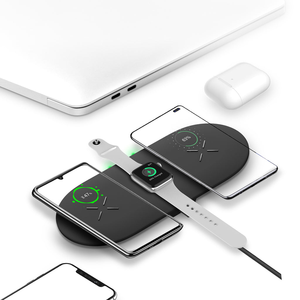 UNIDOCK 300 3-in-1 Wireless Charging Mat