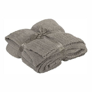 Cozychic Throw Dove Grey