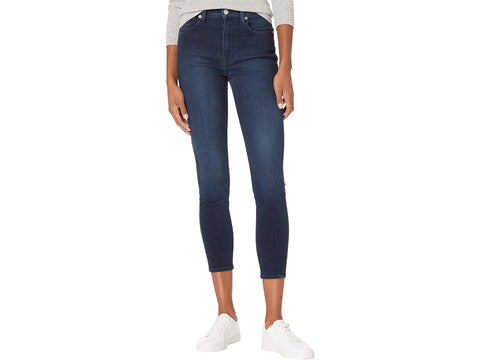 High Waist Ankle Skinny Jean