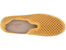 Load image into Gallery viewer, Ilse Jacobsen Tulip Peforated Slip-On Sneaker Golden Rod