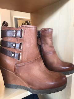 Nelson Wedge Boot