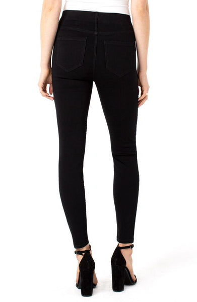 Chloe High Rise Ankle Jean
