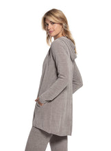 Load image into Gallery viewer, Barefoot Dreams CozyChic Ultra Lite Hooded Cardigan
