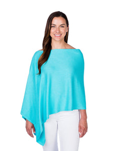 Trade Wind Dress Topper Poncho
