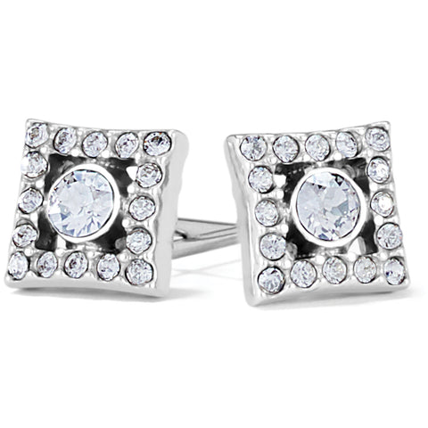 Illumina Diamond Post Earrings