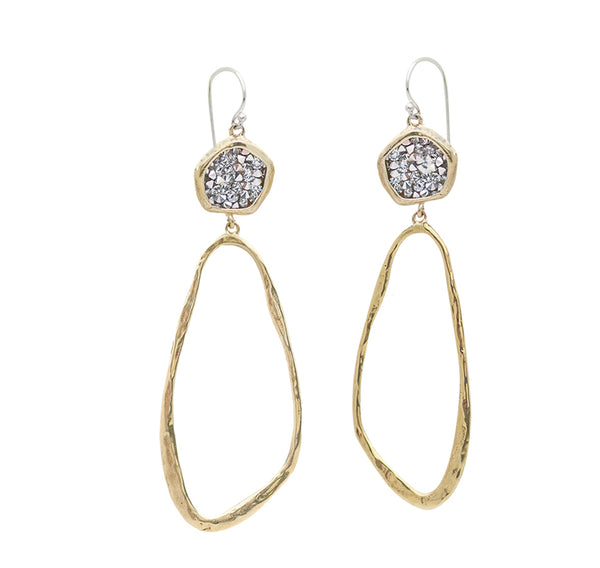 Kristal Dream Traveler Earrings