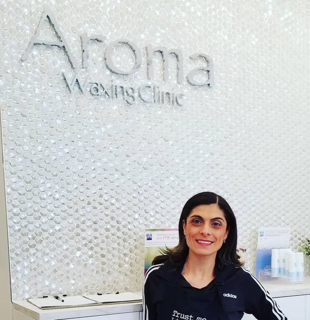 Meet The 'Ville Business Owner: Aroma Waxing Clinic Streetsville