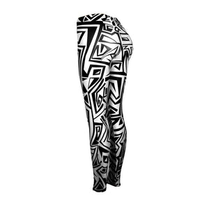Crocked Zebra - LELINTA 2017 Sexy Yoga Pant Black White Pattern Digital Printing Leggings Personality Was Thin Sports Yoga Trousers