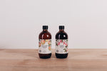 NewLeaf Apple Cider Vinegar and Cherry Vinegar