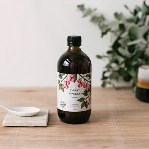 Load image into Gallery viewer, Cherry Vinegar with mother - 6 x 500ml