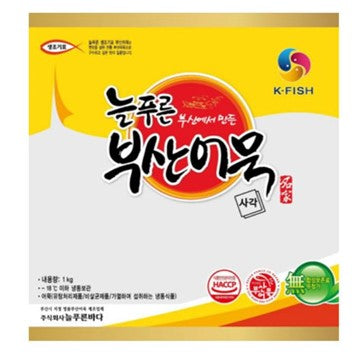 K-Fish fish cake can be easily cooked at home as it is packed in a medium-serving portions | Singarea Online Asian Supermarket in the UAE