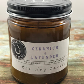 Jody's Naturals -Eco Soy Candles