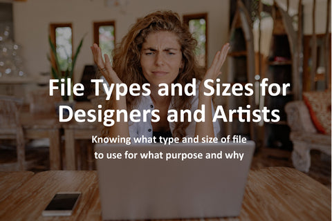 Files Types and Sizes Course