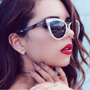 Sunglasses styles that are best for smaller faces