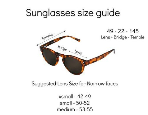 Find Your Perfect Pair of Frames – Sunglasses for Small faces