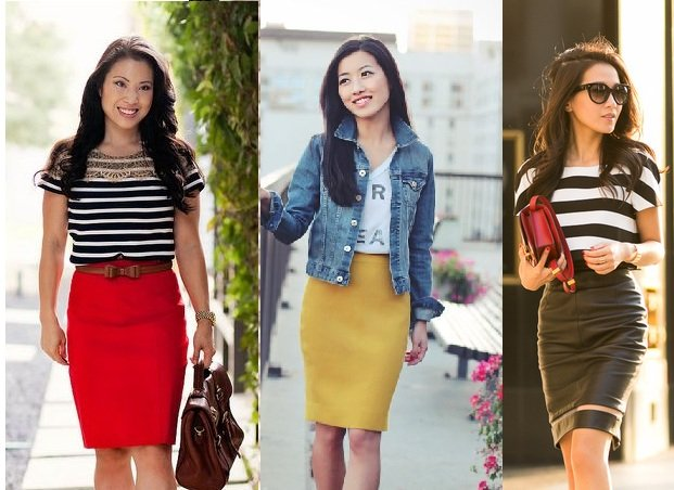 pencil skirt eshne