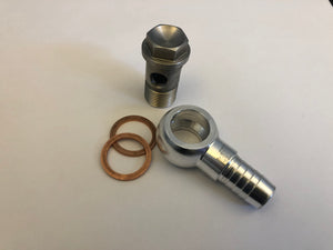 TiALSport Turbocharger 18mm Water Fitting Set (each)