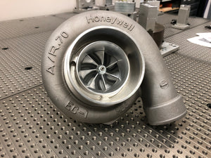 TiAL/Garrett GT3586HTA Super Core turbocharger