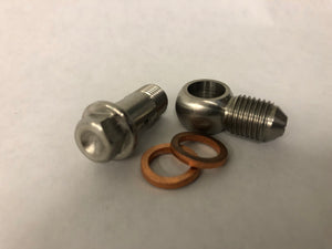 TiALSport Air Fittings- 10mm Air Fitting