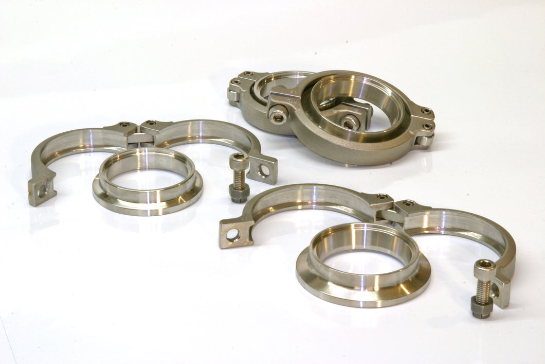 TiALSport Wastegate Flanges and Clamps-Multiple Options