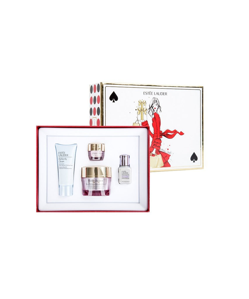 Estée Lauder Resilience Multi Effects Holiday 19 Skincare Set