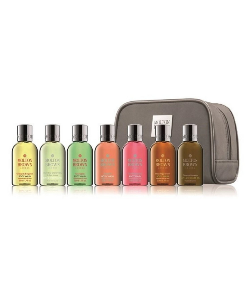Molton Brown Jet Set Bathing Travel Collection