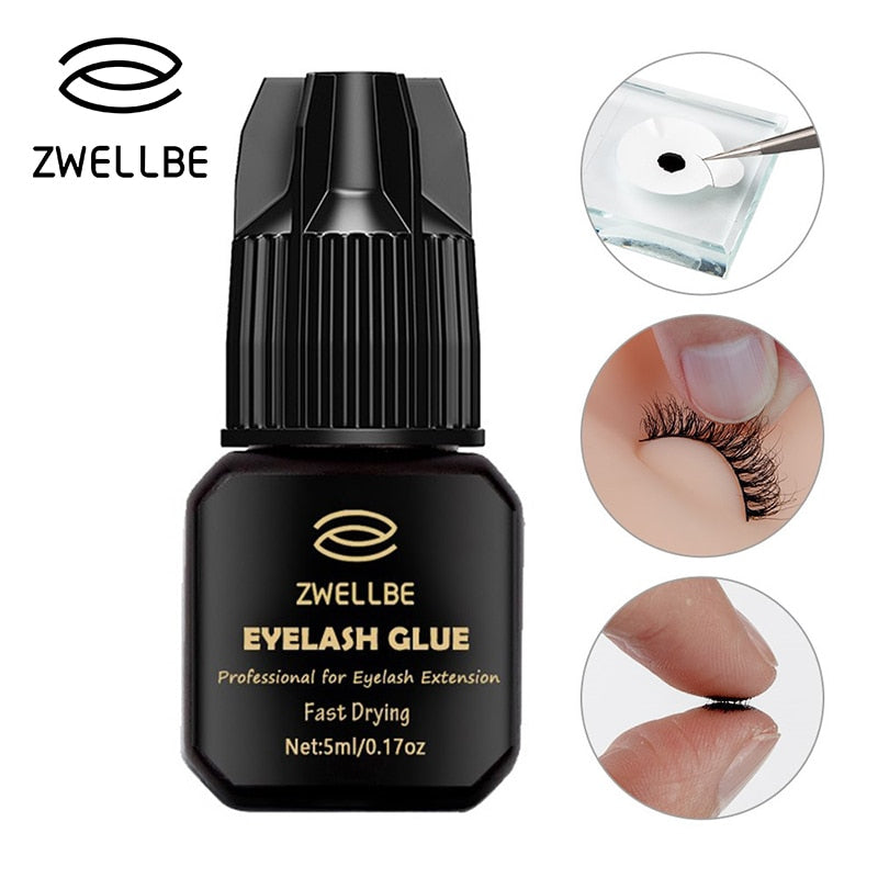 5ml Eyelash Glue 1-3 Seconds Fast Drying