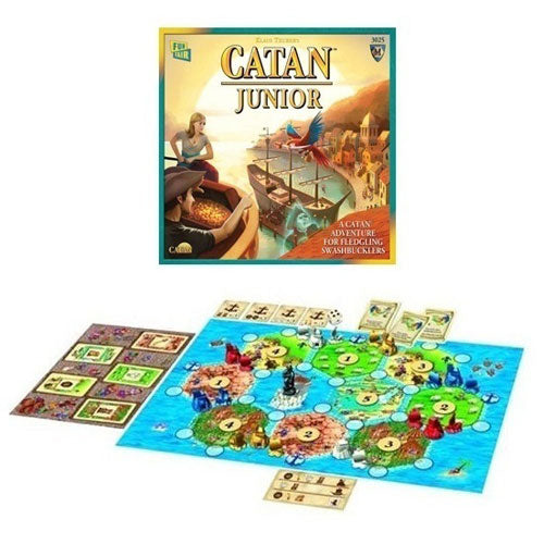 Settlers of Catan Catan Junior