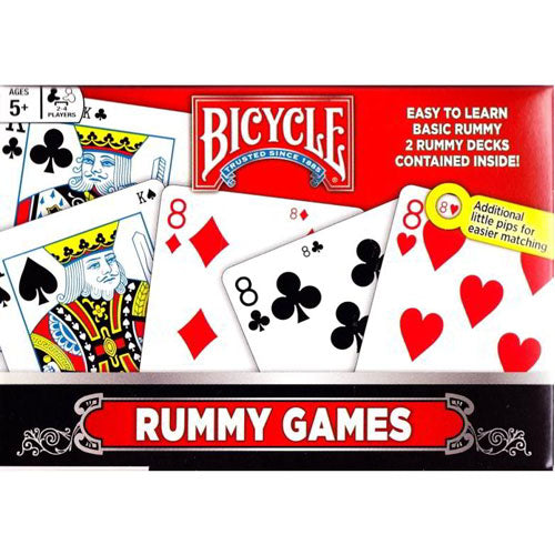 Bicycle Rummy Card Game