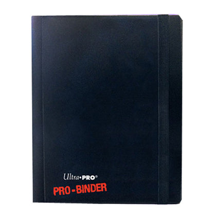 Binder Ultra Pro 4 Pocket Black