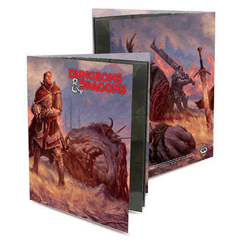 Dungeon and Dragons Characters Folio Giant Killer