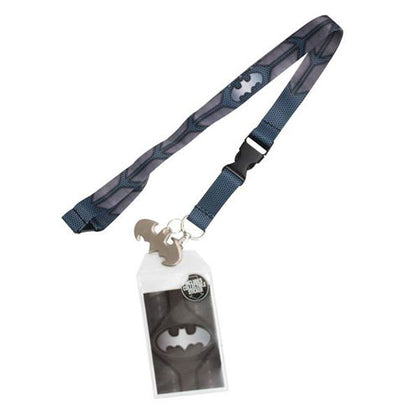 Batman Texture Suit Lanyard