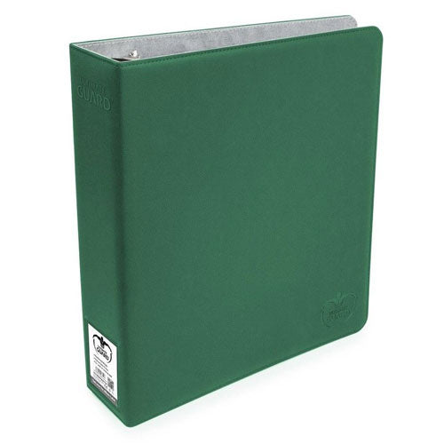 Ultimate Guard Supreme Collectors Album 3-Ring XenoSkin Green Folder