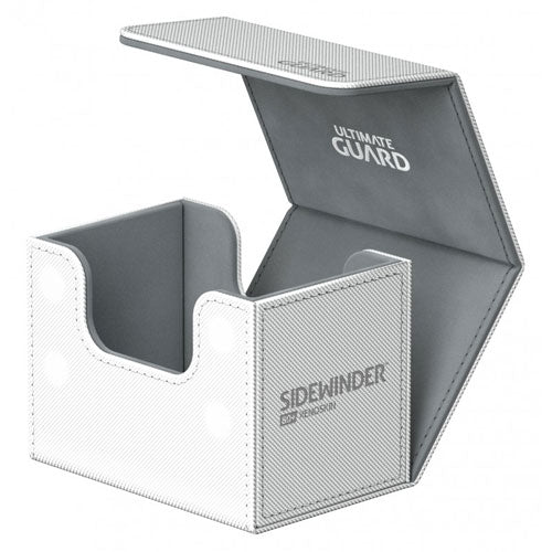 Deck Box Ultimate Guard SideWinder 80+ Standard Size White