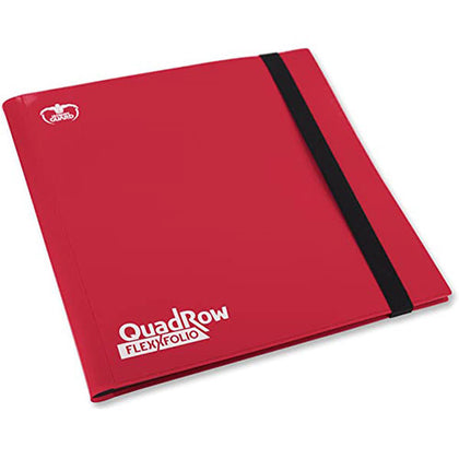 Binder Ultimate Guard FlexXfolio 12 Pocket Red