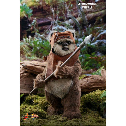 Star Wars Wicket Return of the Jedi 1:6 Scale Acton Figure