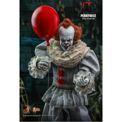 It Chapter 2 Pennywise with Balloon 12 inch 1:6 Scale Action Figure