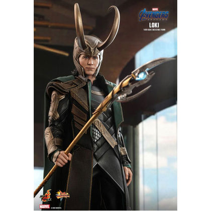 Avengers 4 Endgame Loki 1:6 Scale 12 Inch Action Figure